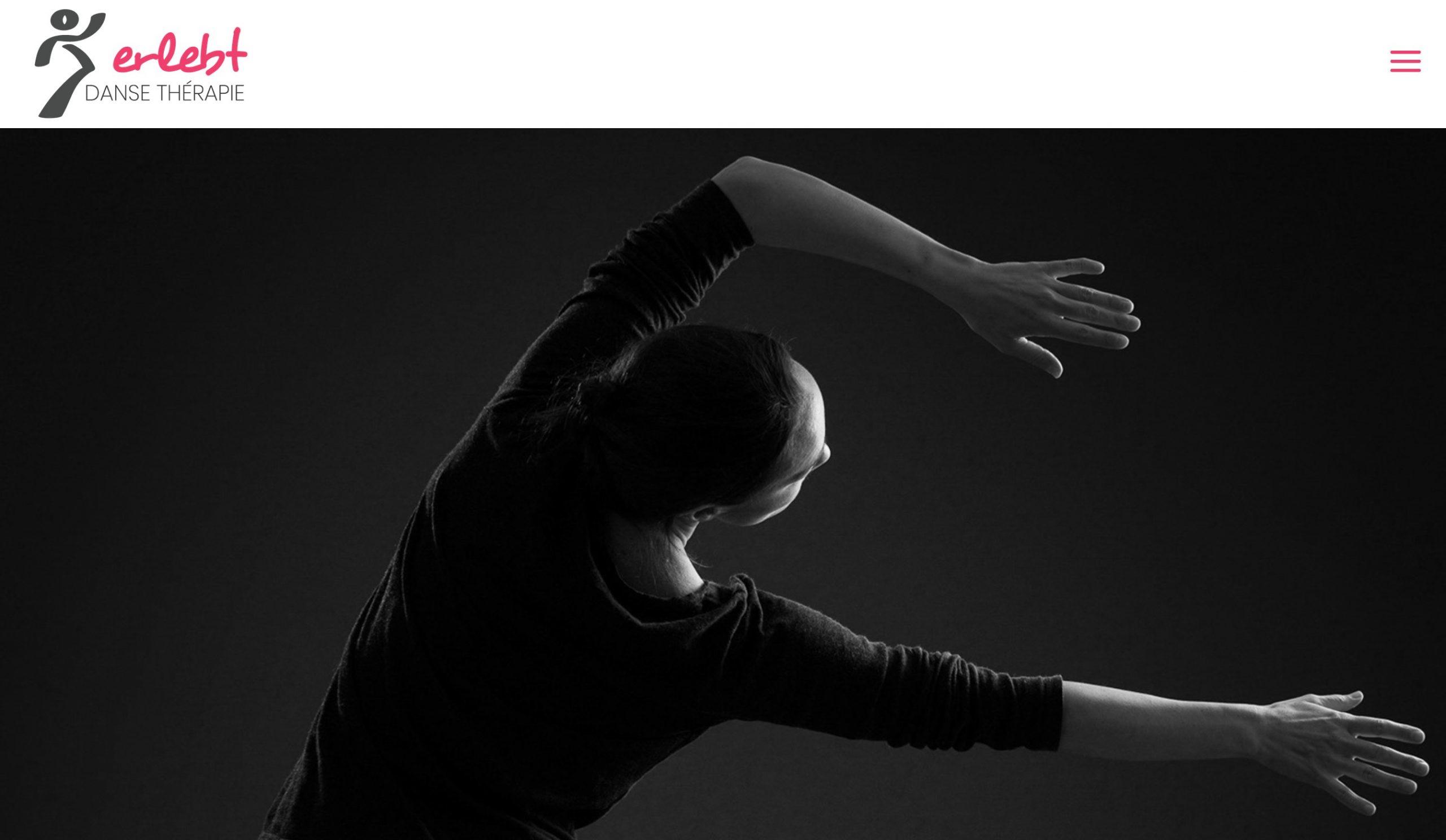 Site web Erlebt danse thérapie